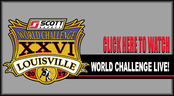 Watch the World Challenge LIVE! from Montgomery, Alabama!